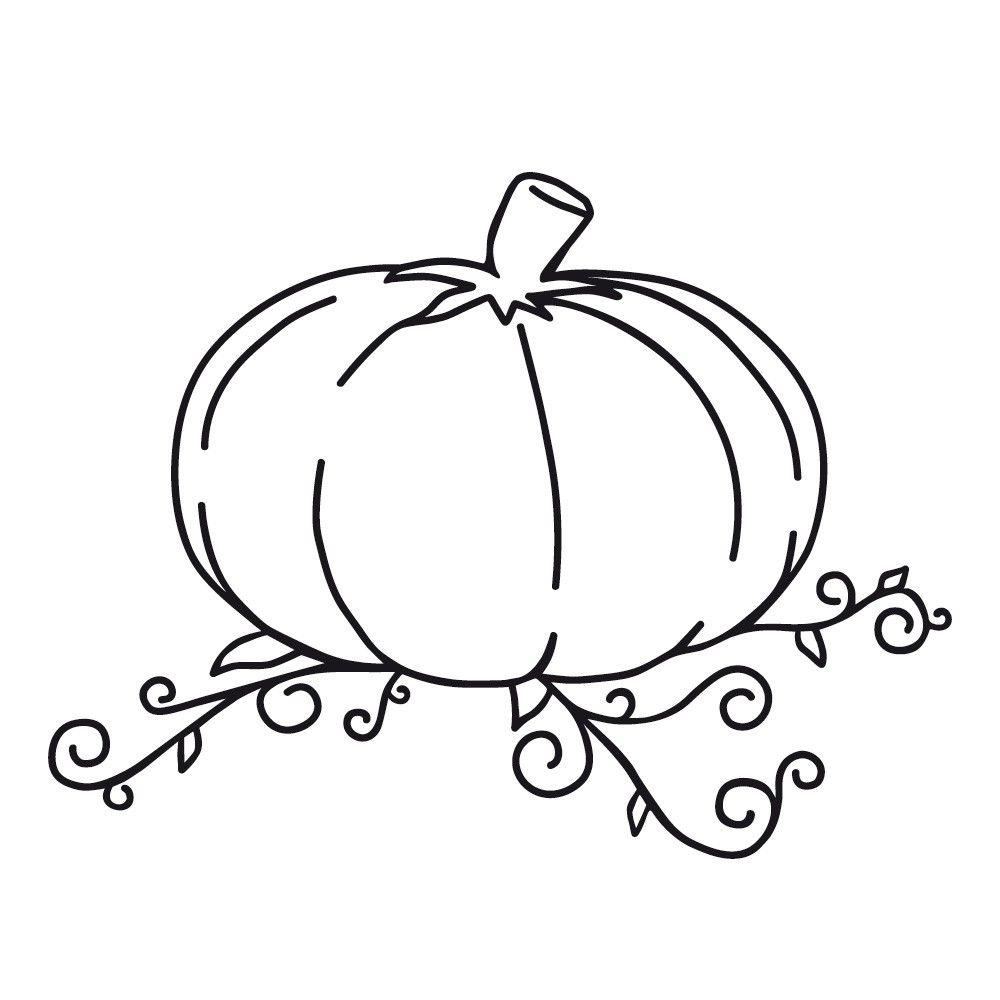 Kürbis, natürlich, Schneidedatei, kostenlos | Herbst | Pinterest ...