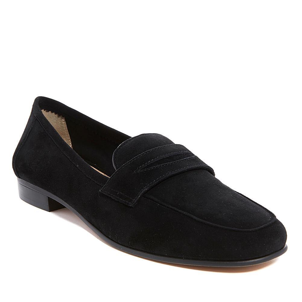 55590537c85 Vince Camuto Elroy Leather Penny Loafer - Black