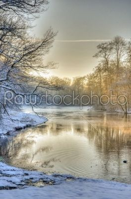 stock photo: winter parc-Raw Stock Photo ID: 28882