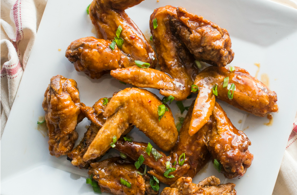 Pineapple Teriyaki Chicken Wings Recipe Recipe Teriyaki Chicken Wings Chicken Wings Teriyaki Chicken Wings Recipe