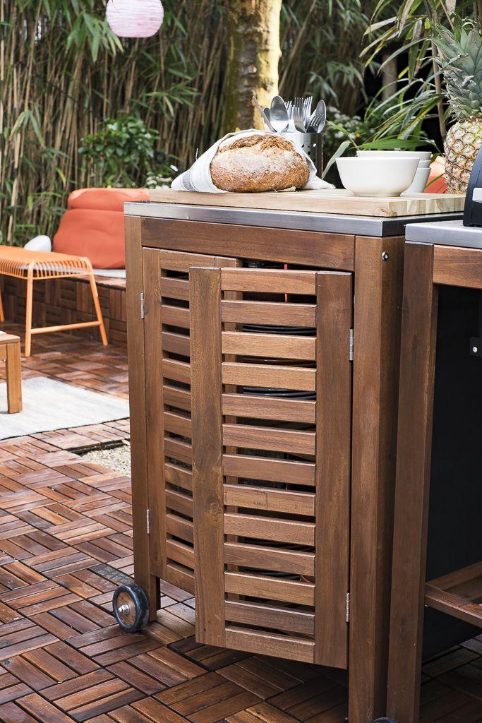 pplar klasen buitenkast ikea ikeanl opbergen buitenleven tuin bakken buiten. Black Bedroom Furniture Sets. Home Design Ideas