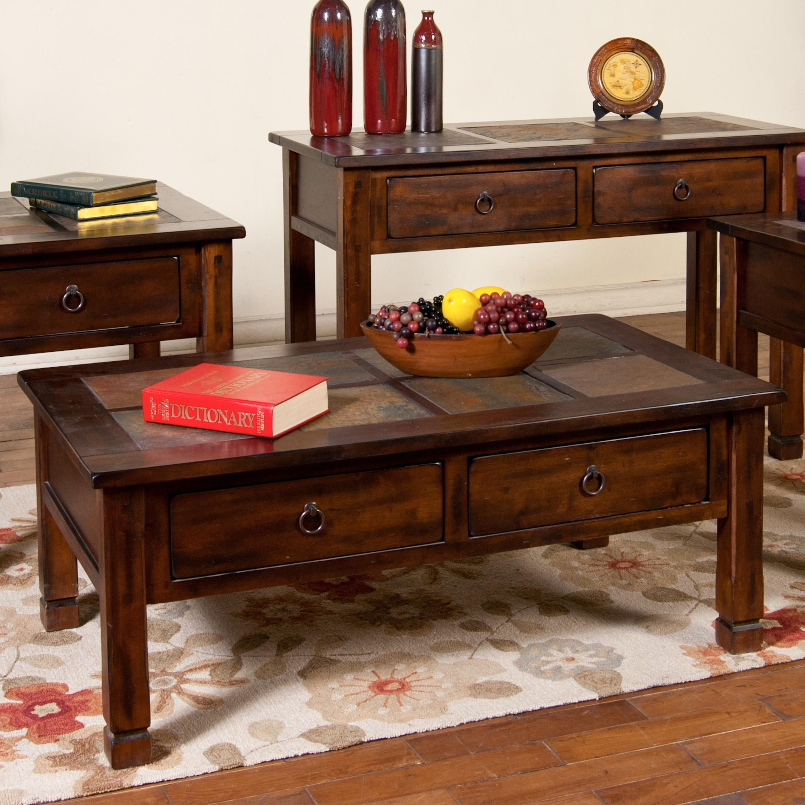 Santa Fe Coffee Table By Sunny Designs Coffee Table Coffee Table Wood Coffee And End Tables
