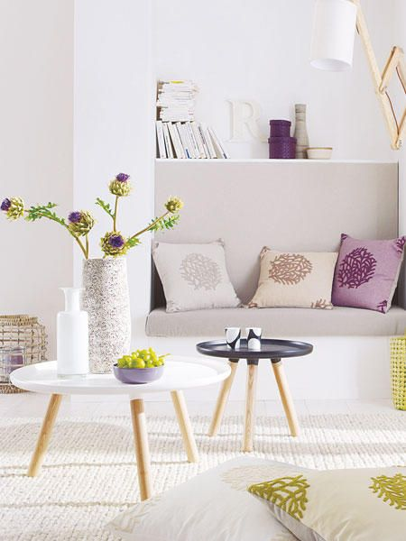 Ein kleines Zimmer einrichten - 22 Ideen - kleines wohnzimmer gemutlich einrichten