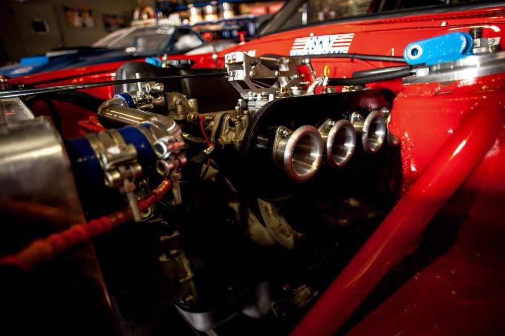 Rebuilt Race Car The Multiple Lives Of A Datsun 140Z In