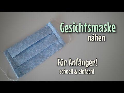 Photo of Gesichtsmaske – schnell und einfach! Für Neu – OHNE Schnittmuster – Nähtinchen