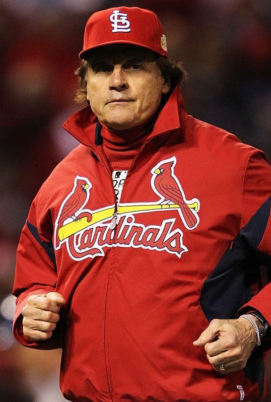 Tony La Russa   St  Louis Cardinals   St louis cardinals