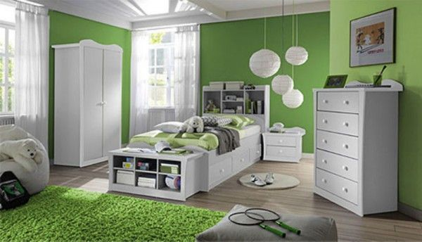Lime Girls Bedroom Posts Related To Green Bedroom Ideas For