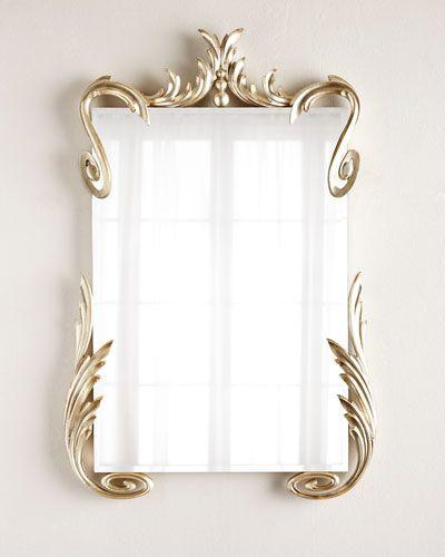 H82kv John Richard Collection Hailey Mirror Mirror Wall Decor Mirror Wall Mirror Decor