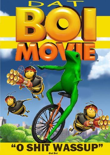 Check Out The Best Examples Of Strange Dat Boi Frog Meme In This Funny Smosh Gallery