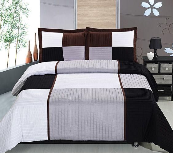 housse de couette modern ens tissus decoration bmr groupe bmr inc couture. Black Bedroom Furniture Sets. Home Design Ideas