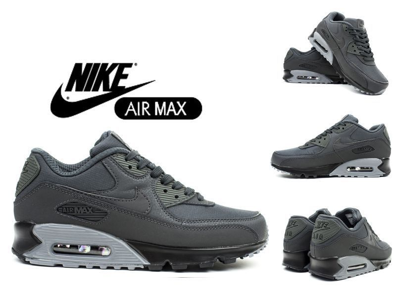 NIKE AIR MAX 90 Essential 537384 059 Casual Shoes Unisex