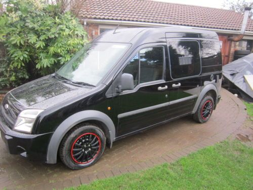 Campervan 2006 Ford Transit Connect Brand New Conversion Ford