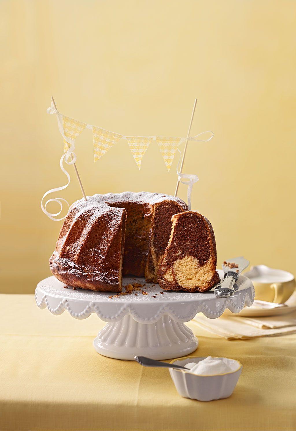 marmorkuchen nach frieda klassische art geb ck f rs kaffeekr nzchen kuchen cake und baking. Black Bedroom Furniture Sets. Home Design Ideas