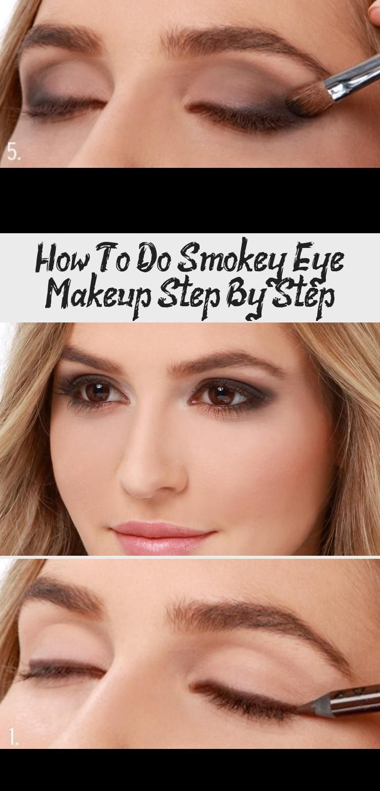 Photo of How To Do Smokey Eye Makeup Step By Step – Eye Makeup