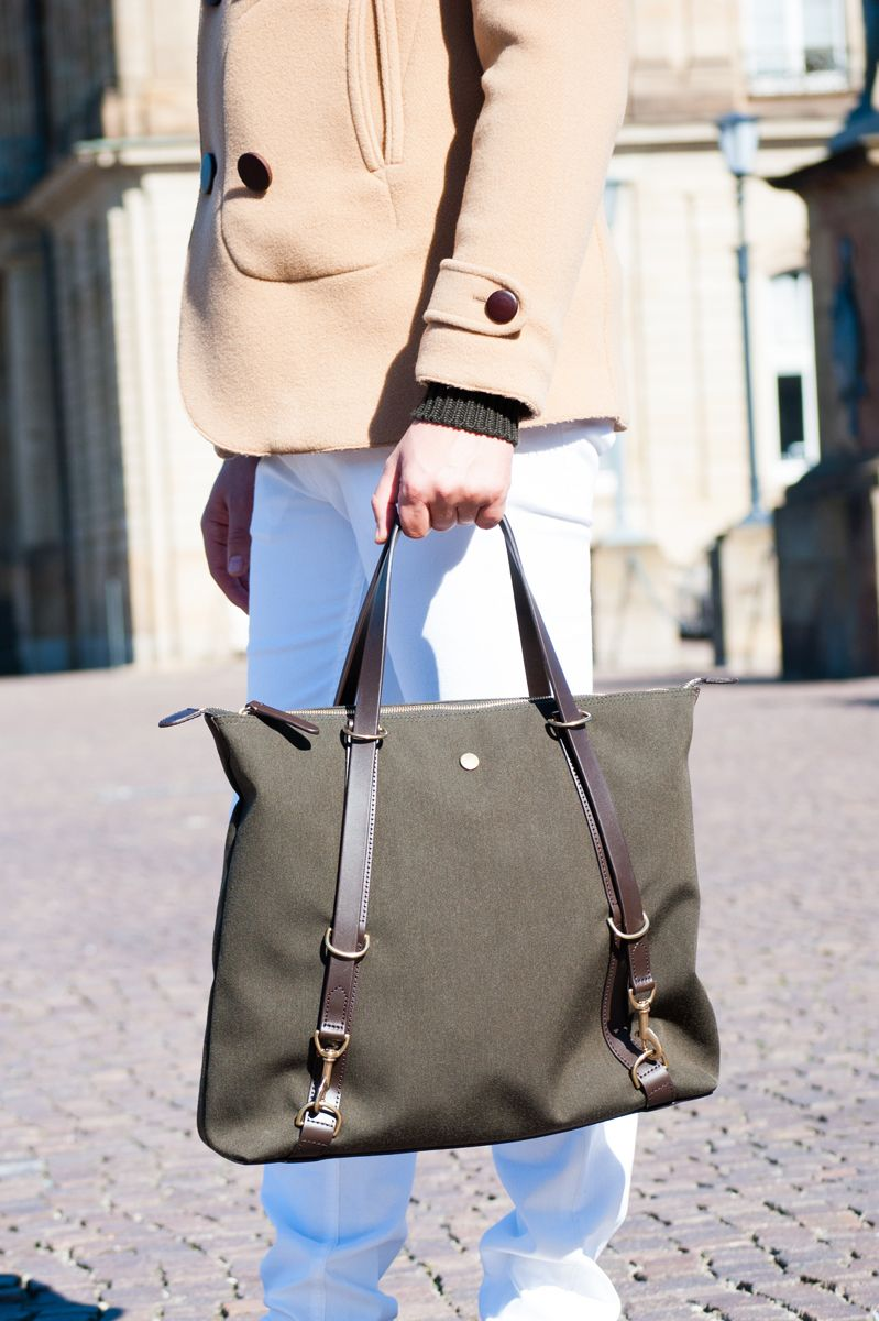 Bag In The City Mismo Bag Doppiaa Botd Look Menswear