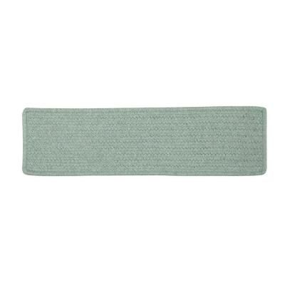 Best Colonial Mills Allure Misted Green Braided Stair Tread Set 400 x 300