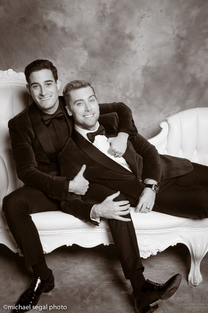 from Rylan gay couple hotel