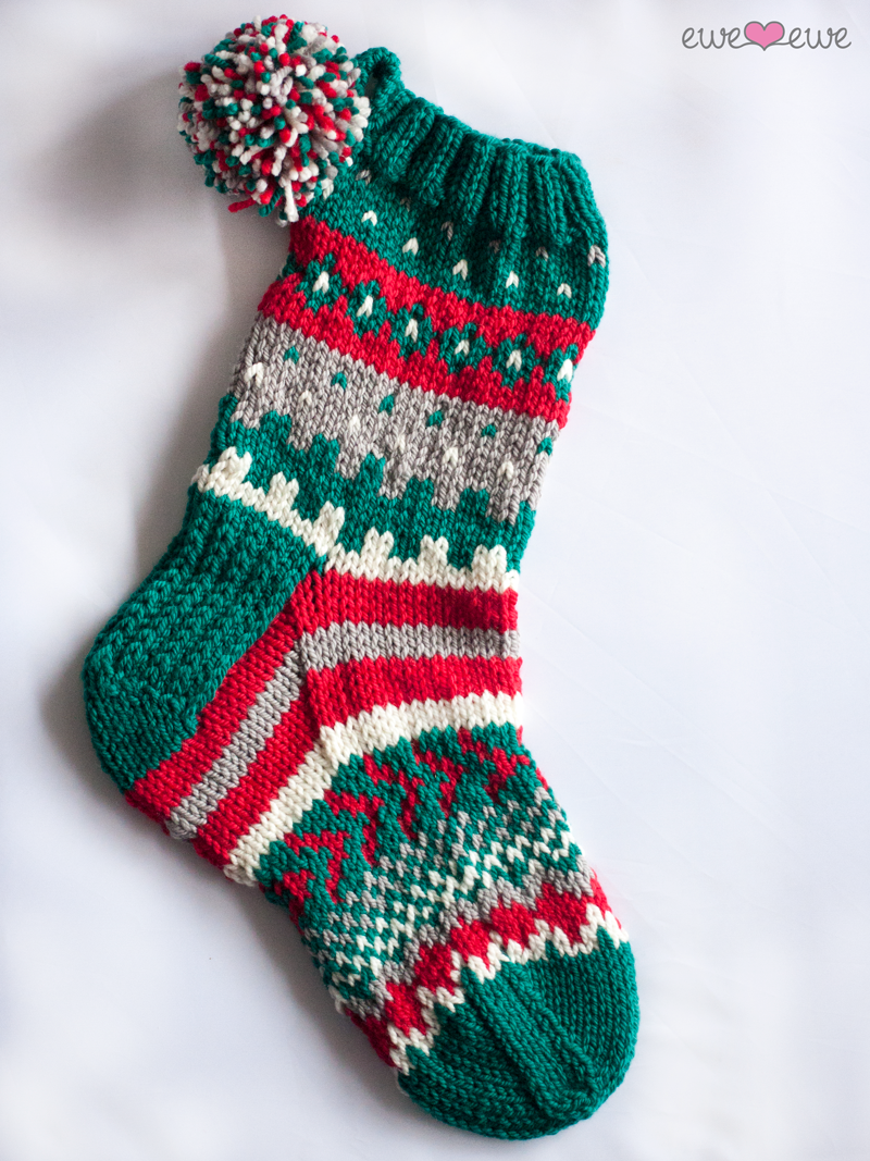 Southwest Stockings KAL: Supplies | Stockings, Christmas stocking ...