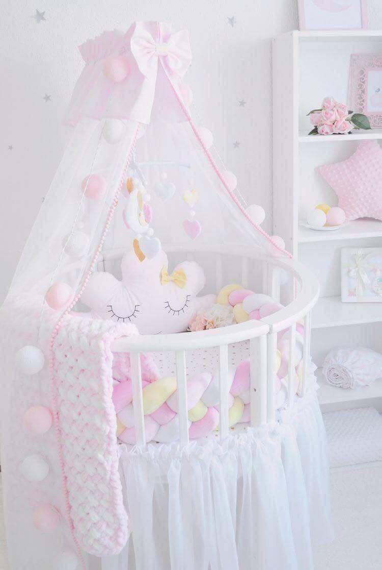 Decoracion decoraci n habitacion bebe ni a decoracion - Decoracion de habitacion de bebe nina ...
