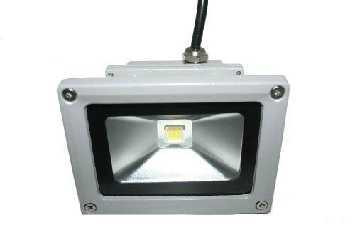 10 Watt Led Light Waterpoof Outdoor Security Floodlight Flood Light 110v 85 264v Ac Daylight Outdoor Security Lighting Security Lights Halogen Bulbs