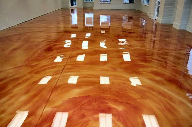 All You Need To Know About Metallic Epoxy Floor Coatings