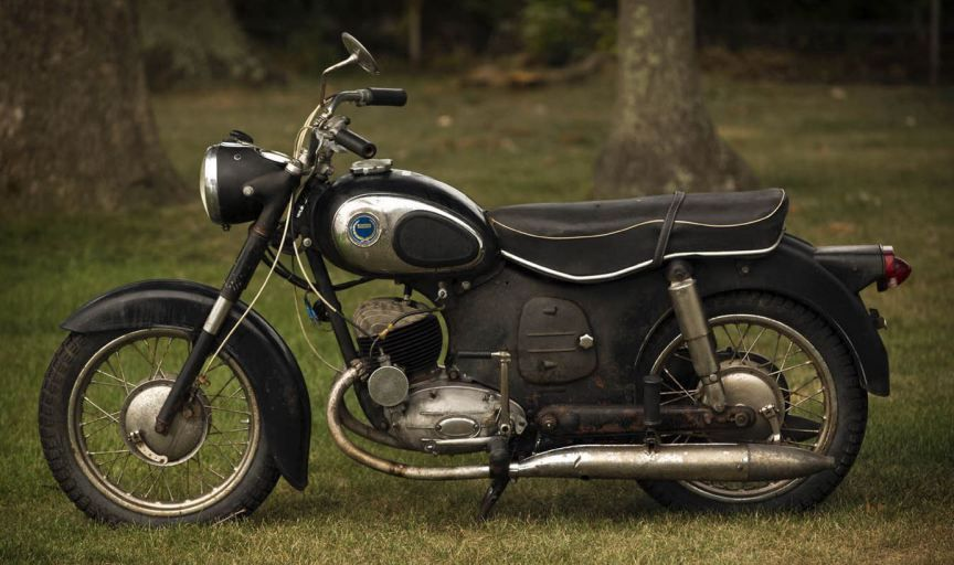 1 600 1966 Sears Allstate 175 Twingle Classic Motorcycles Puch Bike