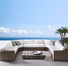 sorrento grey restoration hardware from rh email blast backyard - Restoration Hardware Outdoor Furniture
