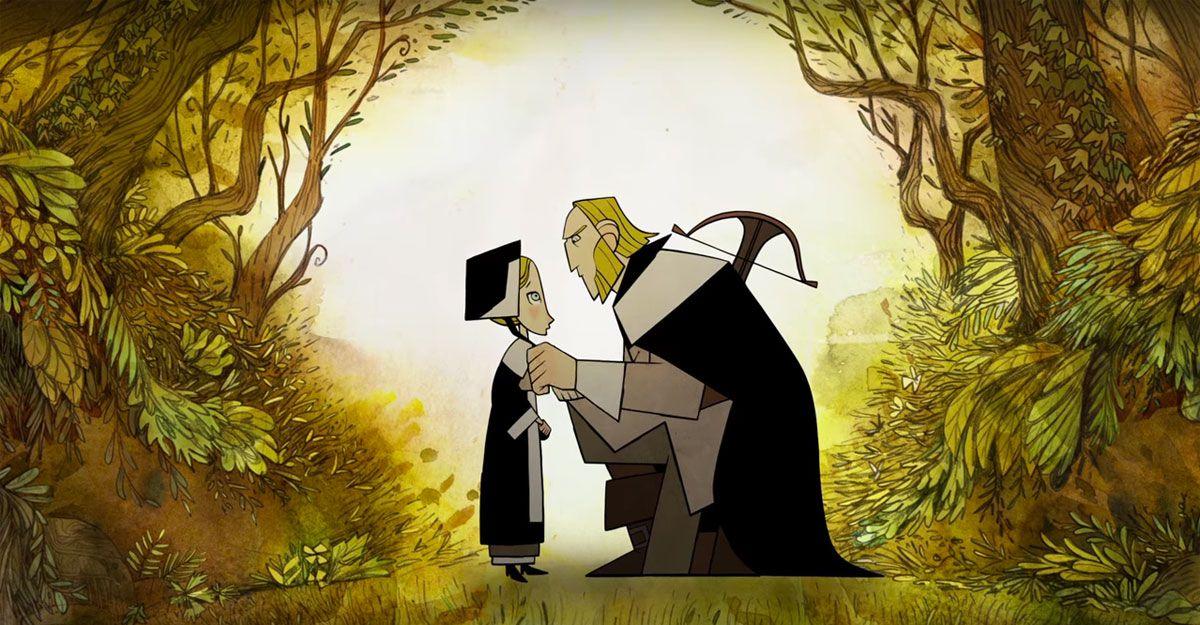 The Breadwinner e Wolfwalkers novas produções do Cartoon