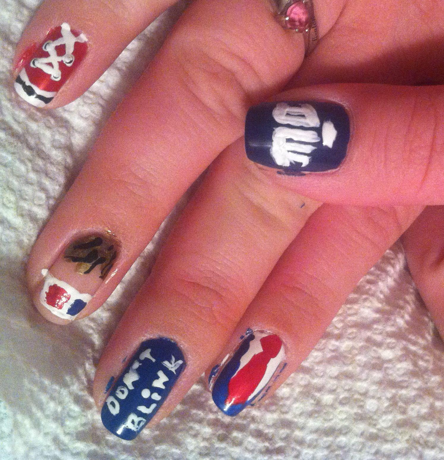 Doctor who nails! Doctor who nails, Nails, Doctor who