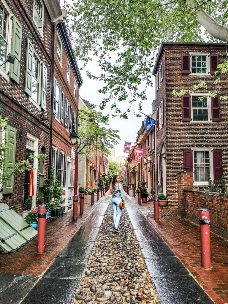 Find the most instagrammable places in Philly you won't want to miss! This detailed Instagram guide covers photo tips, exact locations and more for visiting Philadelphia. #Philly #Philadelphia #instagramspots | Philadelphia Pennsylvania | Philly Instagram | Philadelphia Photography | Instagrammable Places | Instagram spots | Instagrammable places in Philly