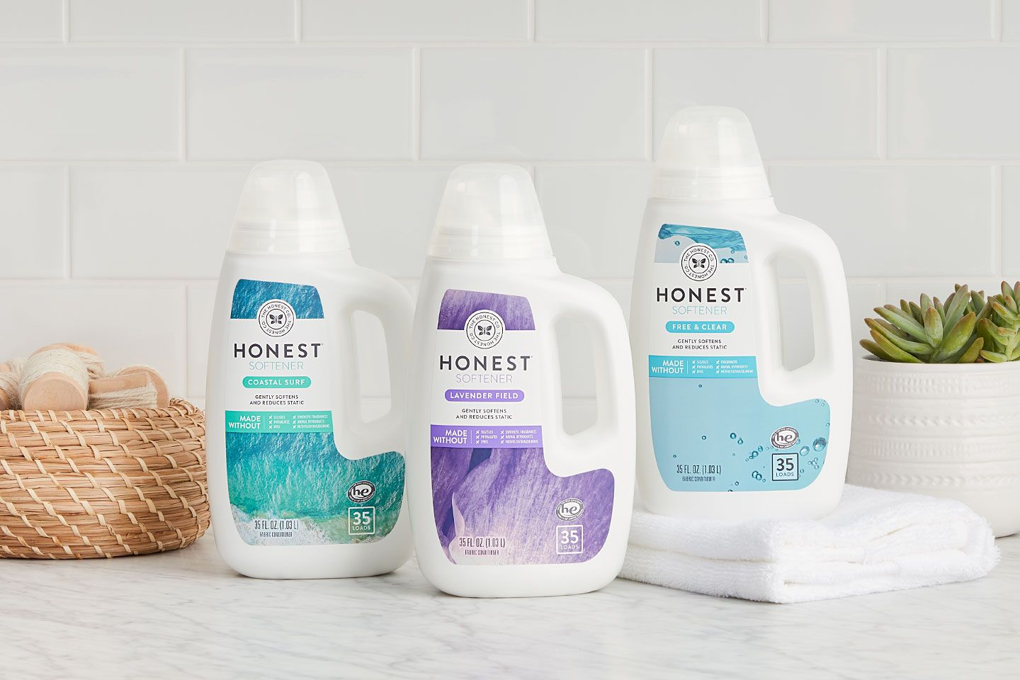 Shop Honest Co For Our Gentle Fabric Softener Specifically Designed For Sensitive Laundry Detergent Honest Laundry Detergent Hypoallergenic Laundry Detergent