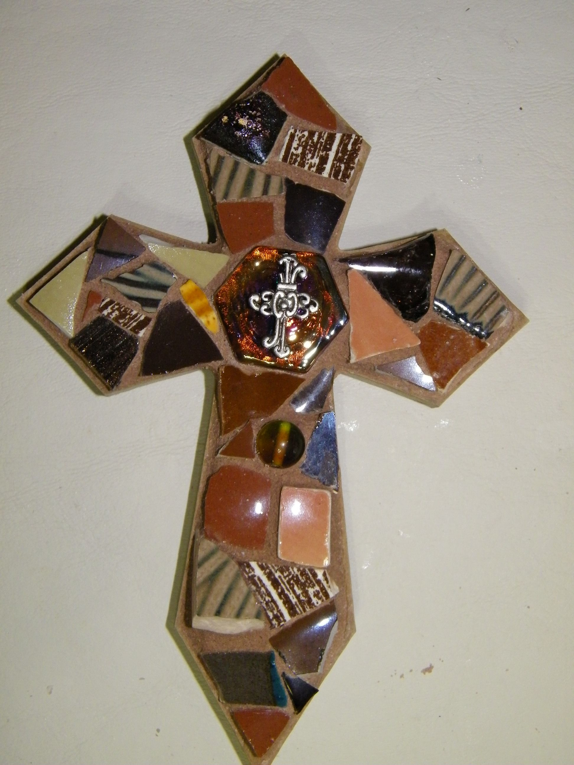 Mini brown cross by amy glass 415 facebook mini brown cross by amy glass 415 facebook buycottarizona Image collections