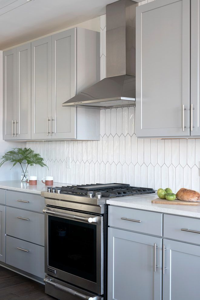 Extraordinary White Galley Kitchens Decorating Ideas with Quartz Countertops and Portland Maine #whitegalleykitchens