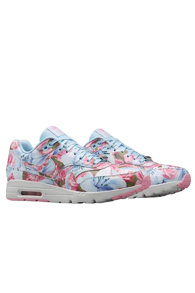 on sale 874e5 113de Limited Edition Nike Air Max Ultra 1 Paris – Ice Cube Blue  Summit White   Space Pink