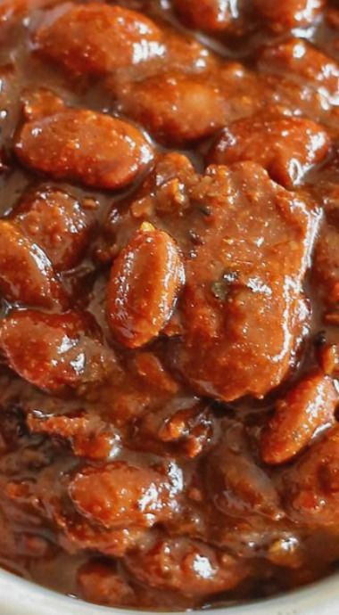 Bourbon Baked Beans : Easy Family Dinner Ideas