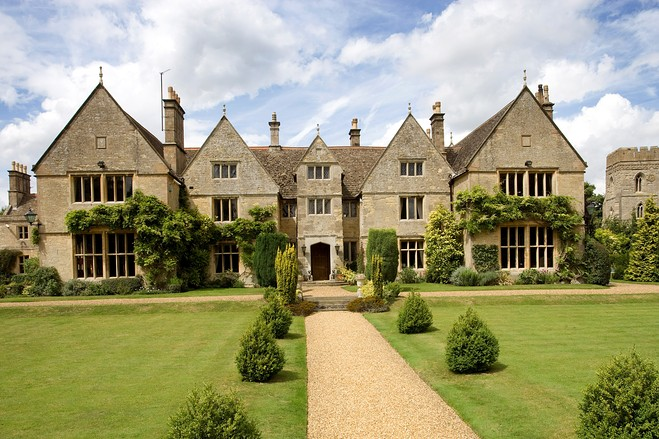 Europe House Of The Day English Country Estate Photos