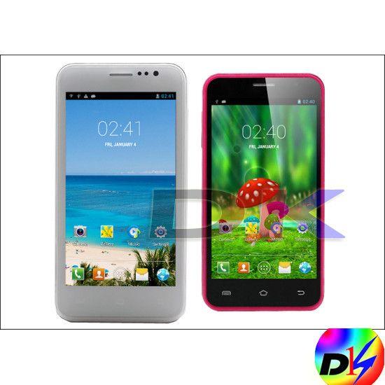 "S10 MTK6572 Dual core 4.5"" 512M RAM 4GB ROM Dual Sim Phone 5MP Dual camera 3G GPS 960*540 Android 4.2 Freeshipping GA0653"