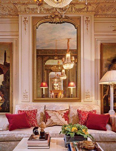 Living the Dream in Paris | Stark Interior Design Projects ...