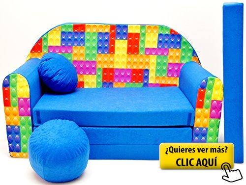 Sofá Cama Desplegable Para Niños,... #sofa | Muebles de salon ...
