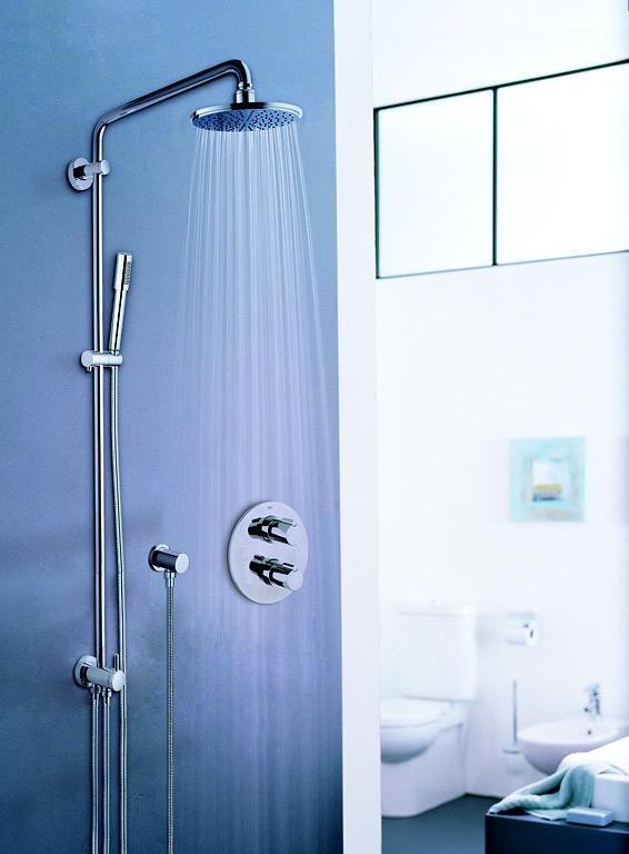 Wellness für die Dusche Duschsysteme, Neues bad und