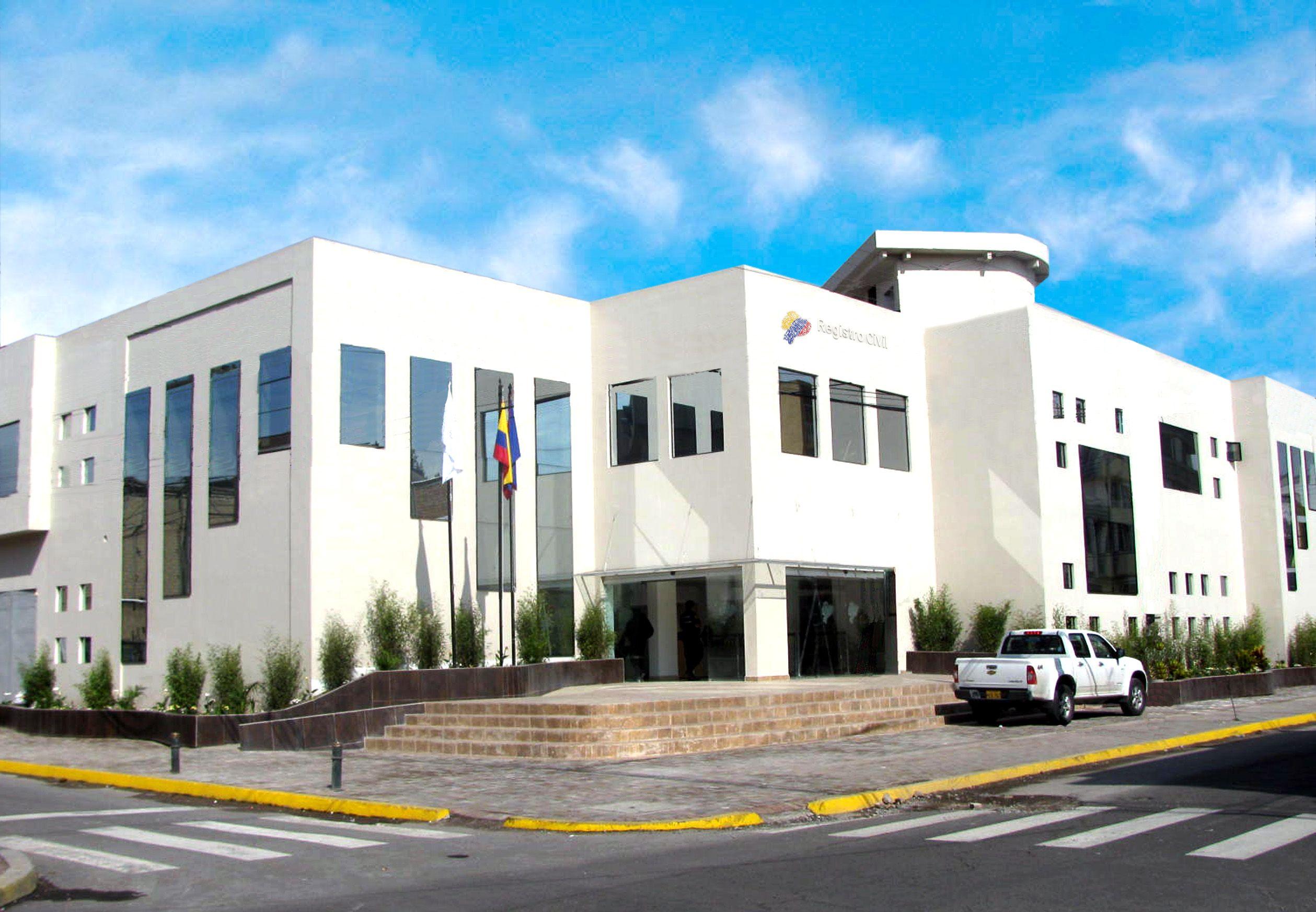 Exteriores de nuestra agencia en Riobamba Paises
