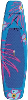Young Ocean i-SUP Yoga inflatable SUP Stand up Paddling Board Yoga auf dem Board