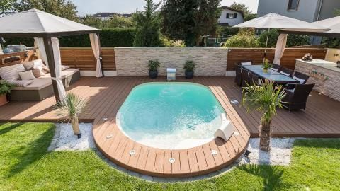 Photo of Pool size – choose the right pool size