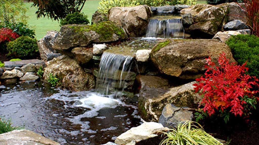 Water Features & Pools | Water features, Water, Backyard