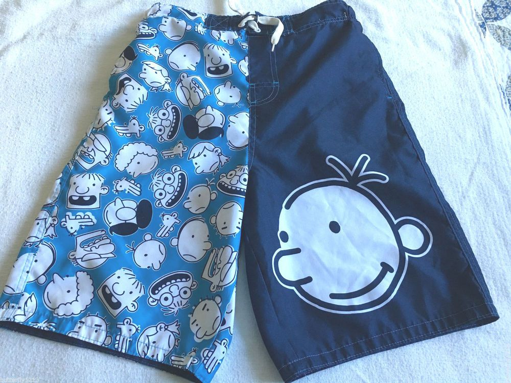 Wimpy Kid Swim Shorts