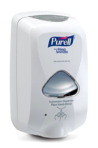 Automatic Sanitizer Dispenser Touchless Handsfree Liquid Sensor
