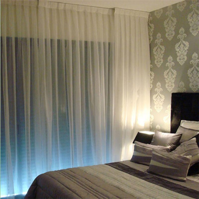 Visillo decoraci n cortinas cortinas visillos cortinas y cortinas dormitorio - Decoracion cortinas dormitorio ...