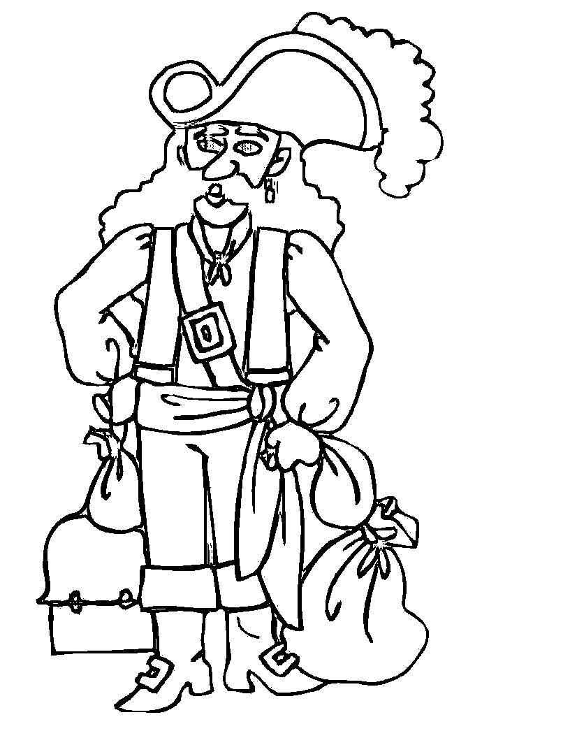 Pirates Captain | Pirates | Pinterest