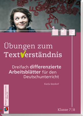 bungen zum textverst ndnis klasse 7 8 deutschunterricht deutsch unterricht erste klasse. Black Bedroom Furniture Sets. Home Design Ideas