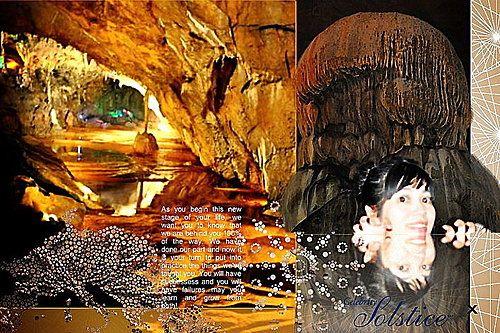 江西~婺源(11)~北線景點~靈岩洞-天下第一洞天-石林奇景-涵虛洞-蓮華洞 @ 燕青大美女部落格 :: 隨意窩 Xuite日誌